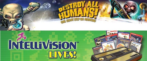 Xbox Originals: Destroy All Humans And Intellivision Reborn