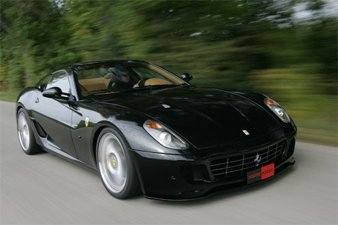 Novitec Adds Twin Blowers To Ferrari 599 Fiorano For 808 HP