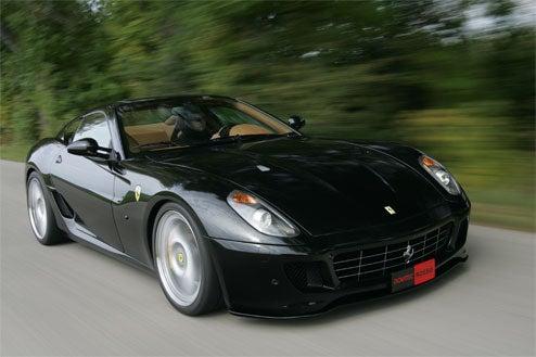Novitec Adds Twin Blowers To Ferrari 599 Fiorano For 808 HP