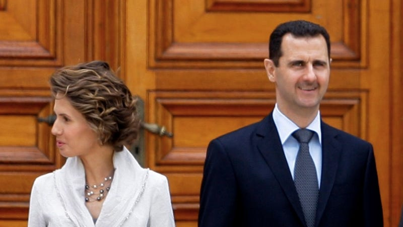 Who Cares About Syrian Bloodshed When Its Leaders Are So Sexy?