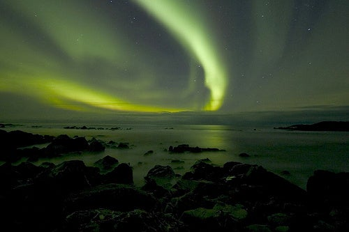 The Northern Lights Get Time Lapse Video Treatment