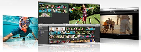 Apple Rolls Out Redesigned iMovie 08
