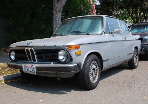 1975 BMW 2002, With Bonus 1975 Poll