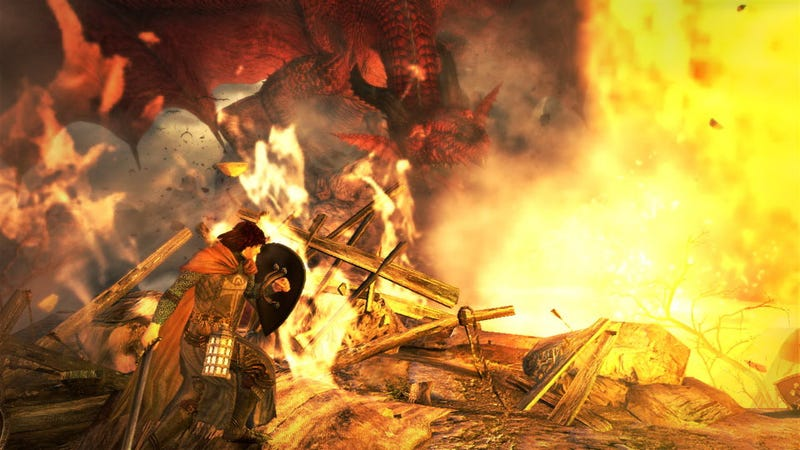 These Dragon's Dogma Screens Will Slay Your Eyes