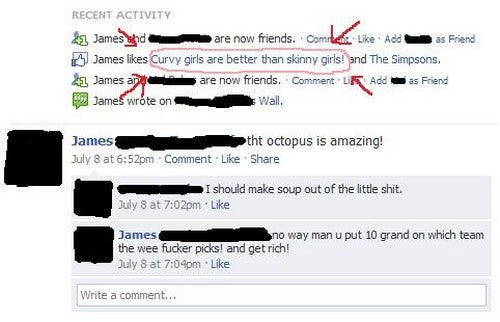 """An Open Letter to James, Who Thinks """"Curvy Girls Are Better Than Skinny Girls"""""""