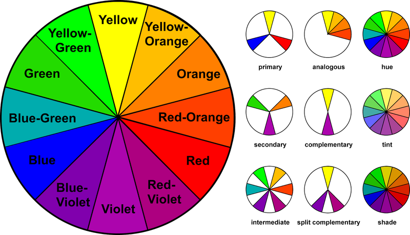 Learn the Basics of Color Theory to Know What Looks Good