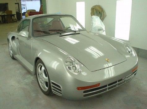 Electric Porsche 959, In a Sense