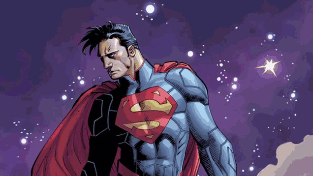 Superman's New Look to Come From One of Marvel Comics' Biggest Artists