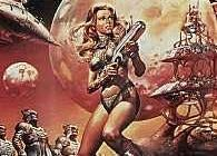 Meet Your Potential New Barbarella And Weep