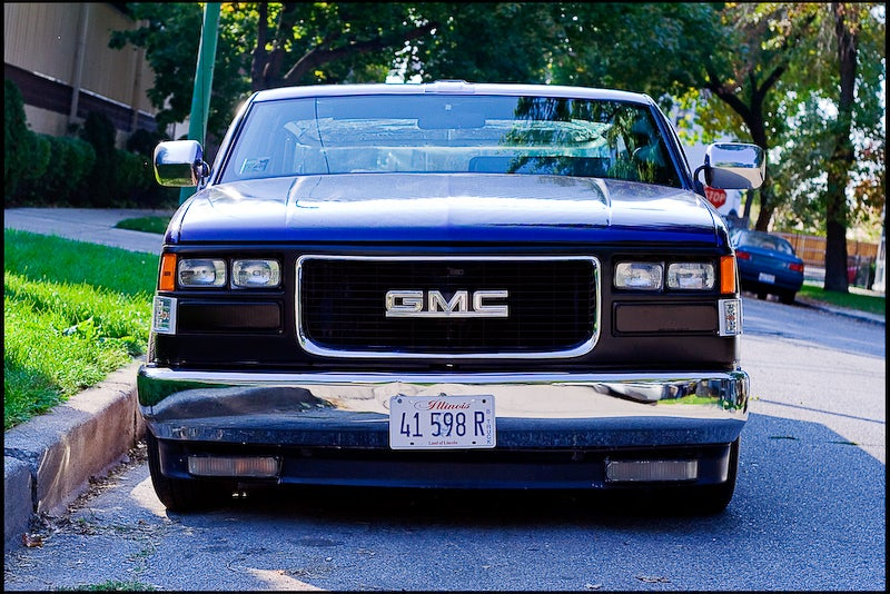 GMC Truck Plus Lincoln Premiere: Because You Can!