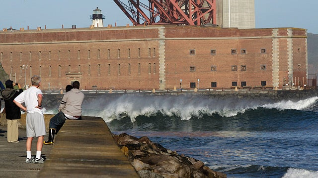California Man Swept Away by Tsunami