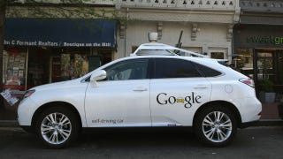 Google Wanted To Keep Secrets About Its Self-Driving Cars