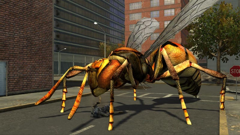 If You're Scared Of Spiders, Bees, And Ticks Do Not Play This Game