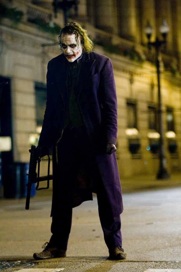 The Most Bizarre Joker Picture Yet