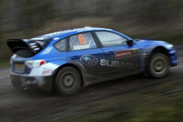 Subaru Out Of WRC, Following Suzuki?