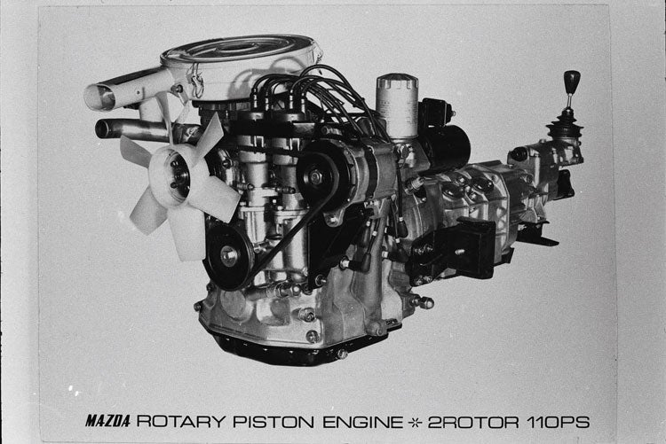 Let's Wish A Happy 50th Birthday To The Mazda Rotary Engine
