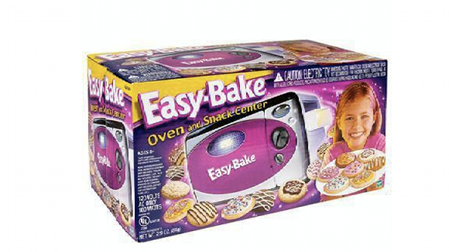 Who Killed The Easy-Bake Oven?