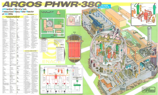 These Vintage Cutaway Drawings Show How Nuclear Reactors Really Work