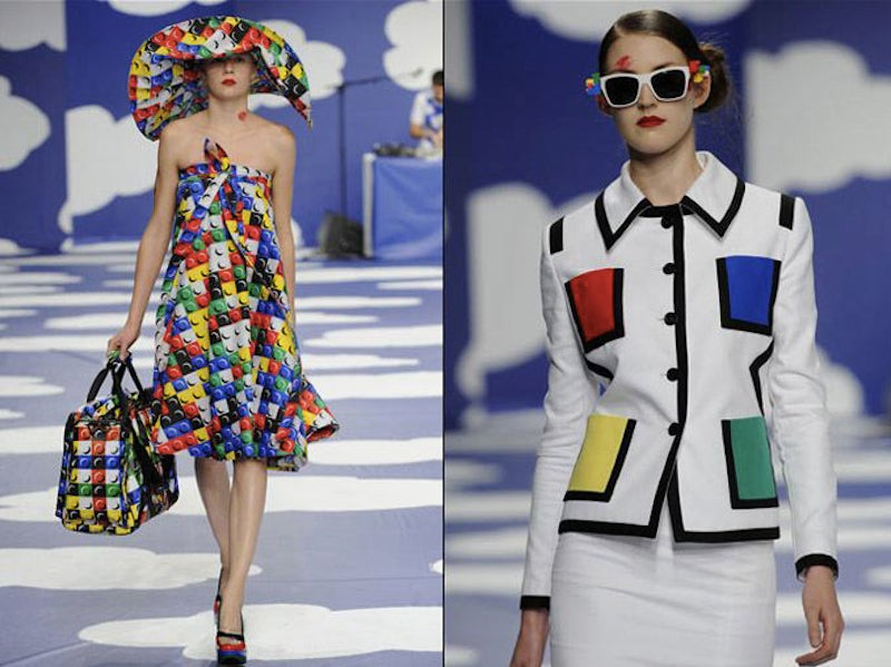 Would You Wear These Lego-Inspired Fashions?