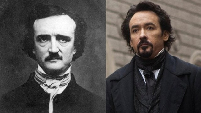 John Cusack explains why Edgar Allan Poe created everything you love