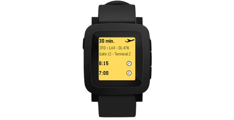 Looks Like Pebble's New Smartwatch Will Have a Color Screen