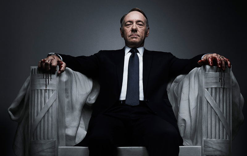 Actual Legislators Are Puppets on a String for House of Cards