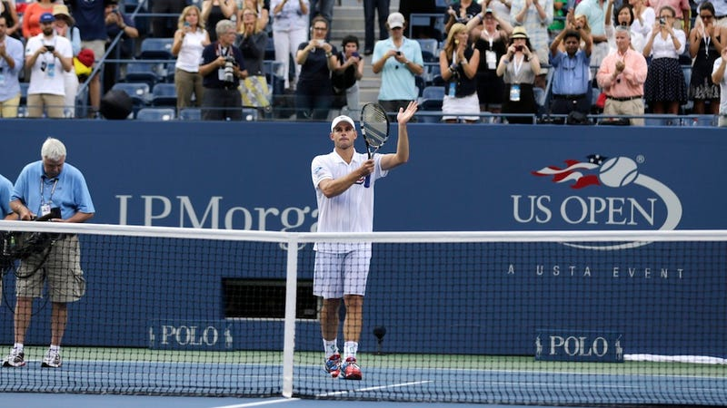 Andy Roddick, Who Retired In September, Rose Two Spots In This Week's ATP Rankings
