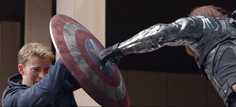 Captain America: The Winter Soldier Review: Hard Punches, Light Fun