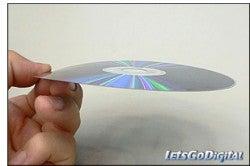 Hitachi Maxell SVOD Disks