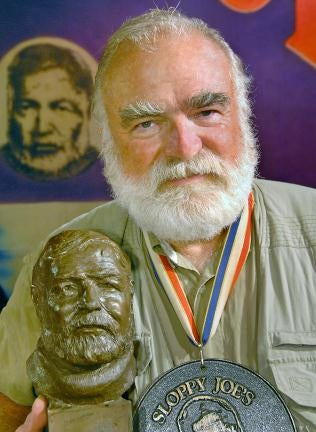 Every Winner Of The Ernest Hemingway Look-Alike Contest, In Descending Order Of How Much They Look Like Ernest Hemingway