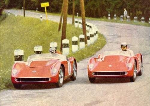 This Is Not a Ferrari Testa Rossa