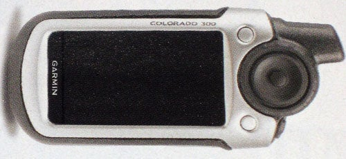 What the? — is this Garmin's New Colorado 300 GPS Unit?