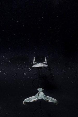 Amazing Origami Star Trek, Star Wars Spaceships Make Good Use of Dollars