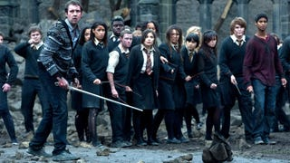 Would you Survive the Battle of Hogwarts?