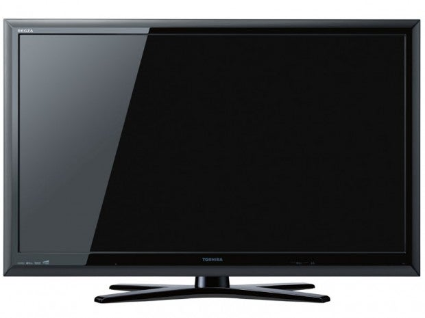 Toshiba Regza Z1 LED TVs Can Record Over LAN