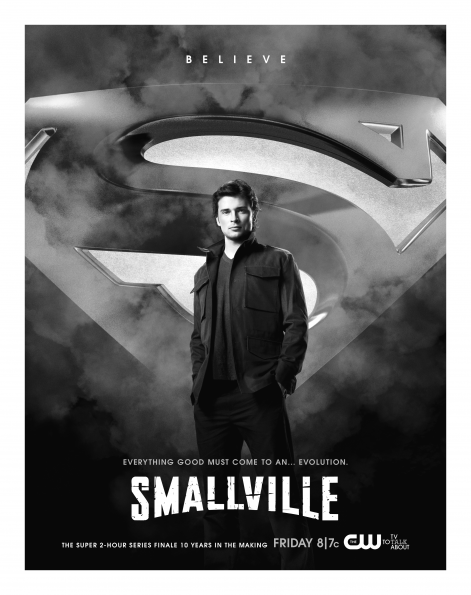 Smallville May sweeps flyers