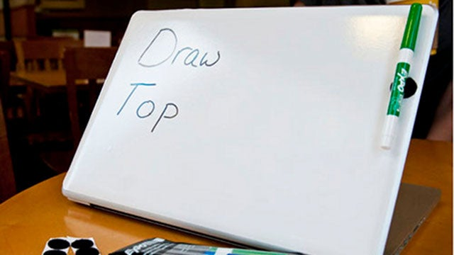DrawTop Turns Your Laptop Into A Handy Whiteboard