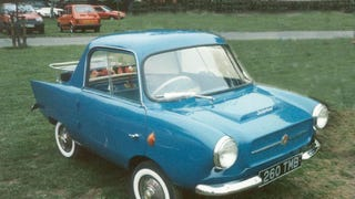 Today's Microcar O' The Day Is Frisky