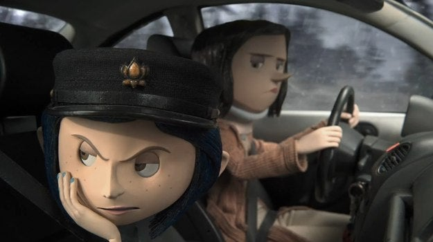 Solving Coraline's Naked Old Lady Problem