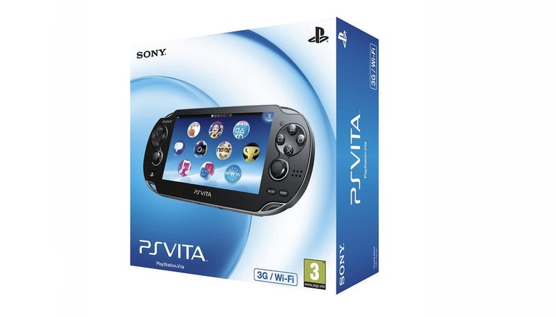 Final PS Vita Box Design for Europe. Launch Apps, Too.
