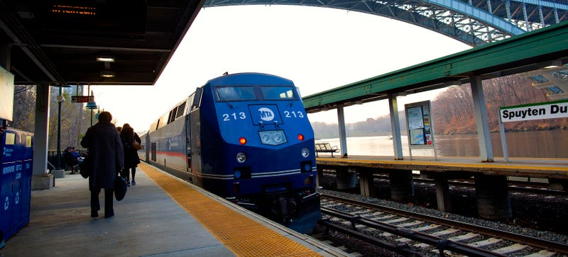 It's The End Of The Line For Buying Booze On Metro-North Trains