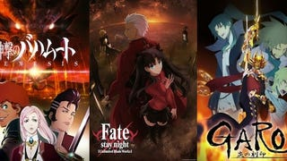 The Ten Anime of Fall 2014 To Watch