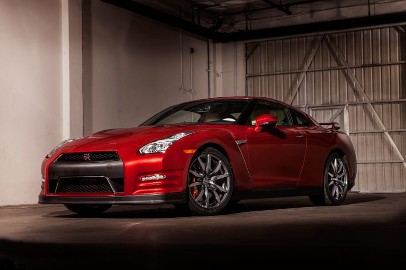 The 2015 Nissan GT-R Is Fine-Tuning Its Way To Perfection