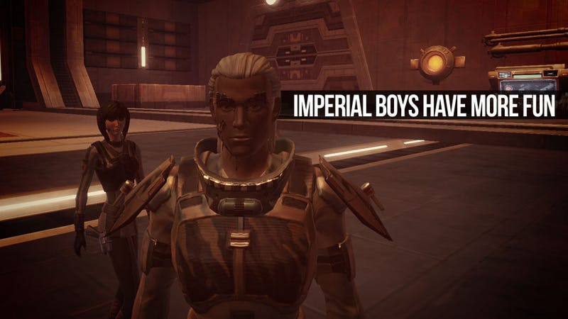 Star Wars: The Old Republic MMO Log Part Four: Revenge of the Sith