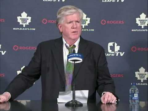Brian Burke Was Going To Rent A Barn To Fight Kevin Lowe Until Gary Bettman Intervened