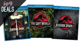 Jurassic Trilogy, Evangelion, Final Fantasy XIII, Warcraft [Deals]