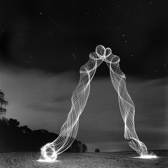These Swirly Light Paintings Look Like a Flash-Forward to the Rapture