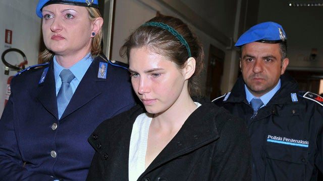 Amanda Knox Gets New DNA Analysis, Asks Court To Block Lifetime Movie