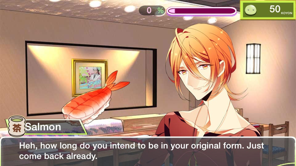 When Sushi Turns into Beautiful Boys, You're Gonna Have to Date Them