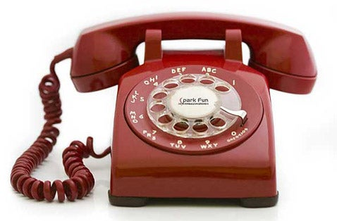 Rotary Cellphone Is Retro Fun For Five Minutes